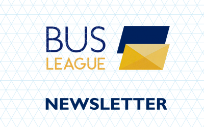 Our BUSLeague newsletter is out!