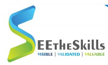 Our sister-project SEEtheSkills launches on the 31st of August with a public kick-off event